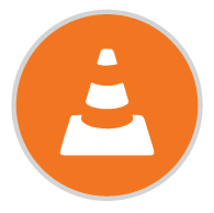 VLC Player Icon for Mac OS X by hamzasaleem