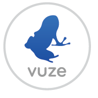Vuze Icon for Mac OS X by hamzasaleem