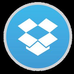 Dropbox V1 Icon for Mac OS X by hamzasaleem