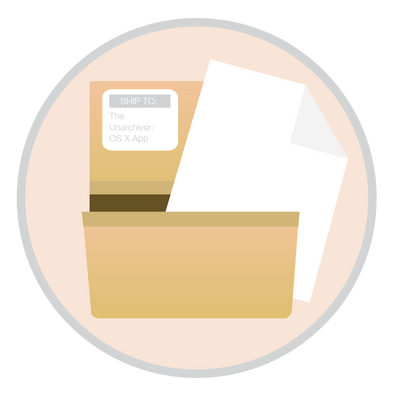 The Unarchiver Icon for Mac OS X by hamzasaleem on DeviantArt