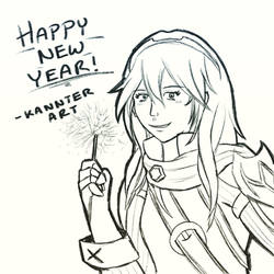 Happy New Years! by kannter