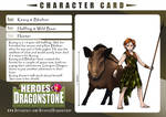 Character Card - Keavy and Bhaltair