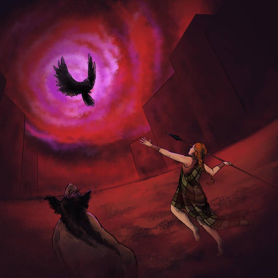 HoD Quest 4: The Messenger by GoldenLionofRa