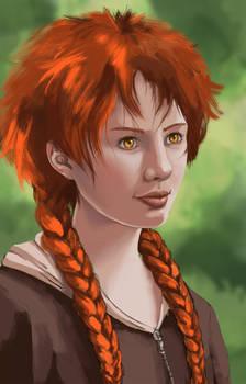 Portrait Challenge: Quirina