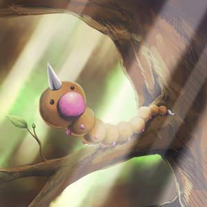 Draw Me A Pokemon: Weedle