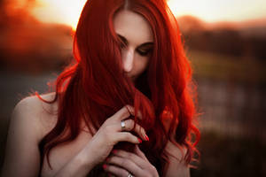 red by KawaPhotography