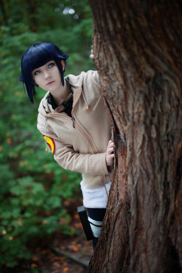 Hinata Hyuga_04 by slivovayaSva