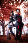 Blake and  Adam by slivovayaSva