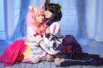 Rococo: Chibiusa and Hotaru