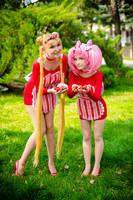 Fruit Maids by slivovayaSva