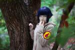 Hinata Hyuga_ by slivovayaSva