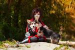 Lovely pet by slivovayaSva