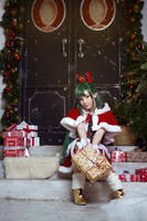 Christmas Takamina_2 by slivovayaSva