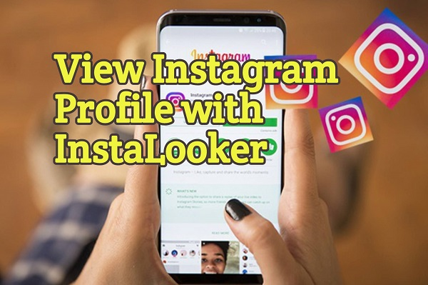 Profile with Instalooker