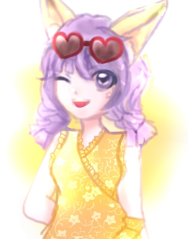 C -  Mitsuko by Vanny-nyah