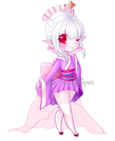 .:C:. Aerilia by Vanny-nyah