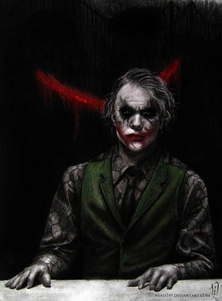 The Joker by Nero749
