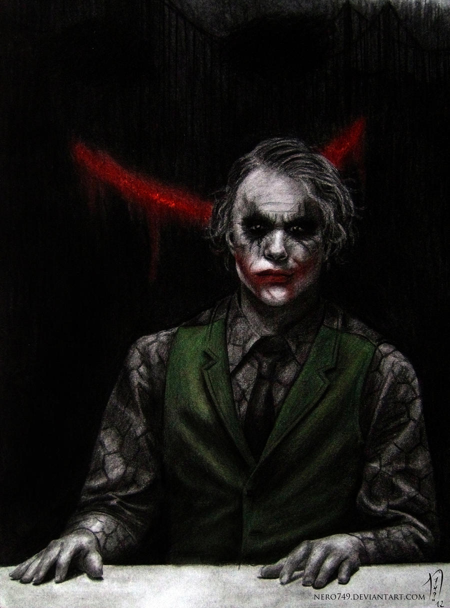 The Joker by Nero749