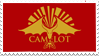 Camelot Stamp by Nero749