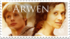 Arthur and Gwen Stamp by Nero749