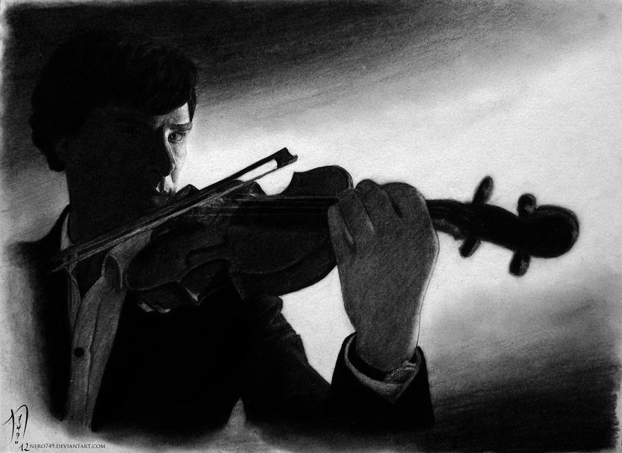 The Violin by Nero749