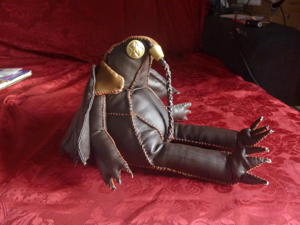 BioShock: Songbird Plushie by Nero749