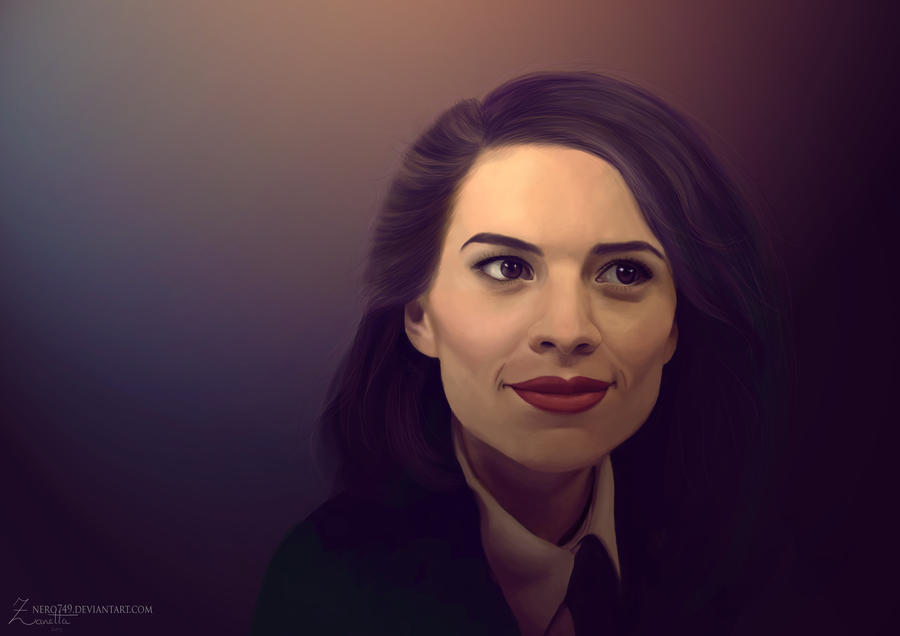 Agent carter by Nero749