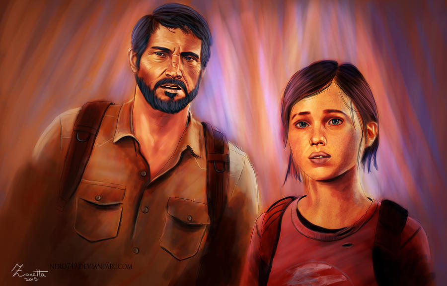 The Last of Us by Nero749