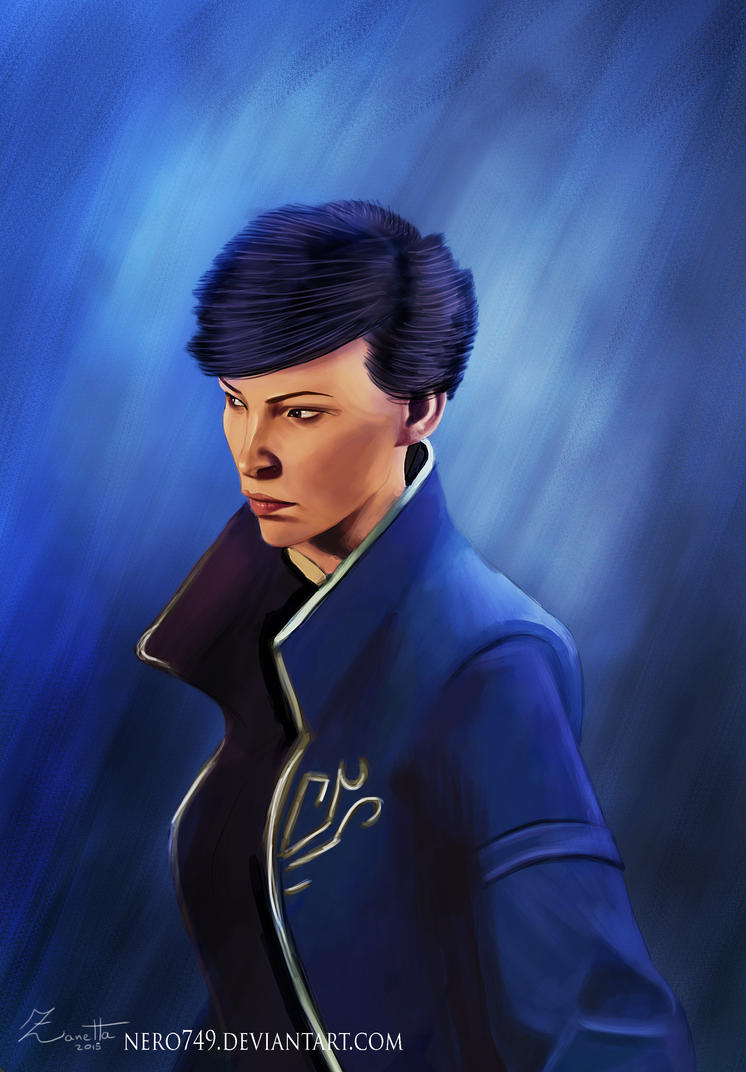 Dishonored 2: The Empress by Nero749