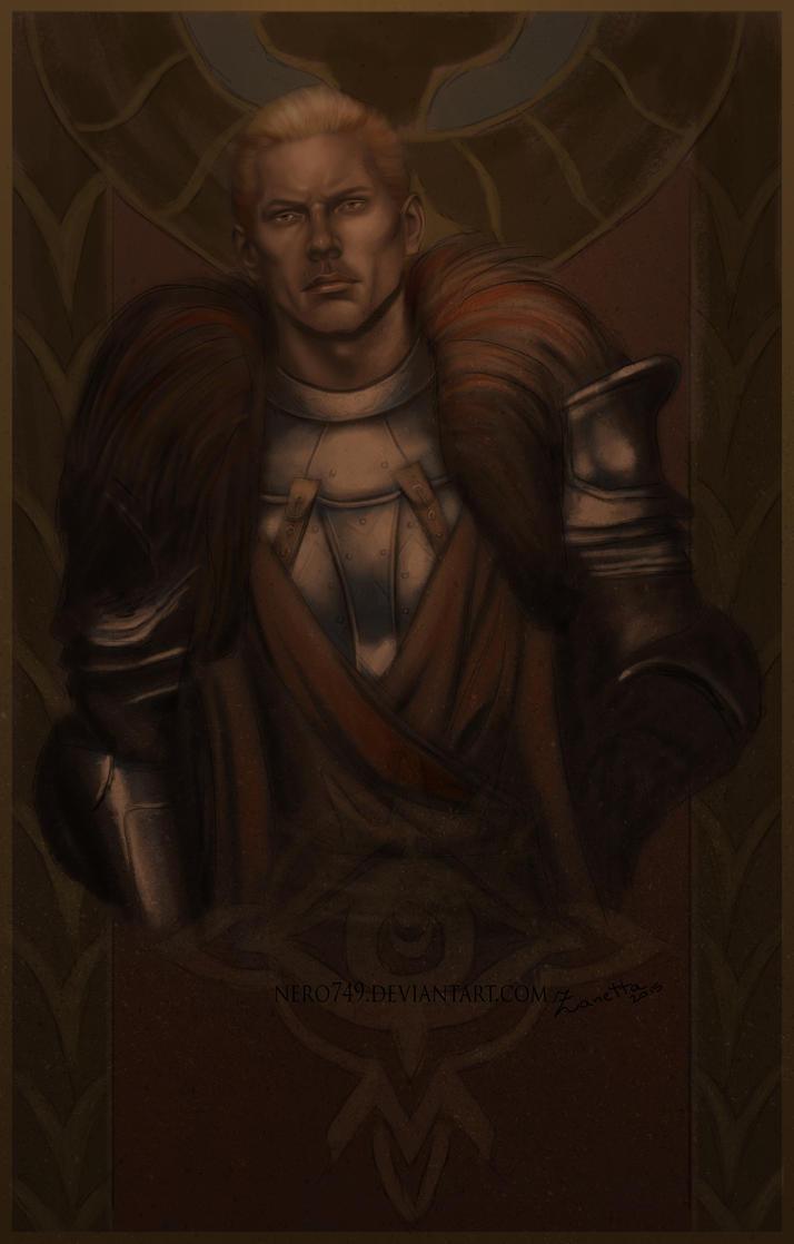 Dragon Age Inquisition: Cullen by Nero749