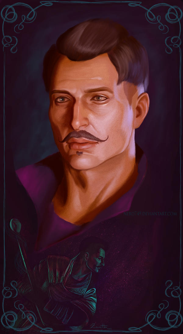 dragon_age_inquisition__dorian_by_nero74