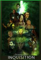 Dragon Age: Inquisition by zanephiri