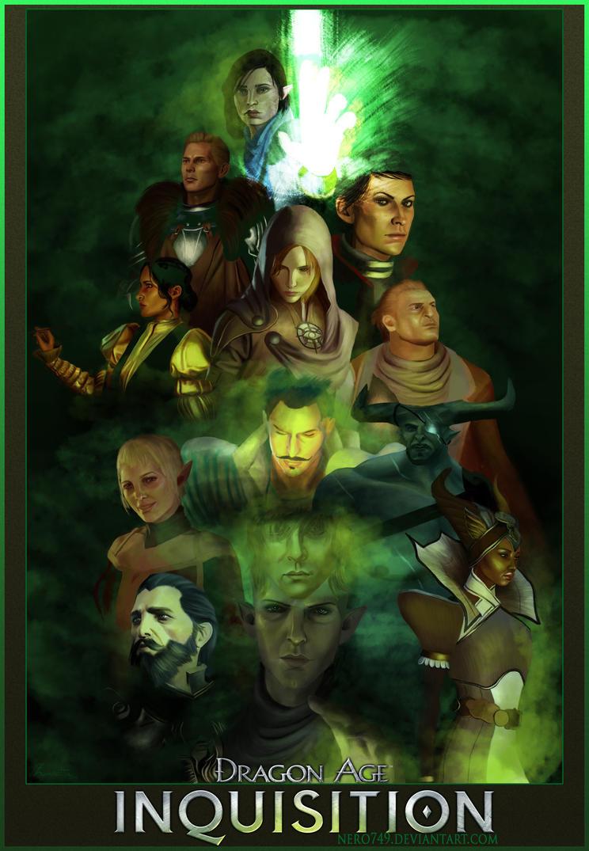 Dragon Age: Inquisition by Nero749