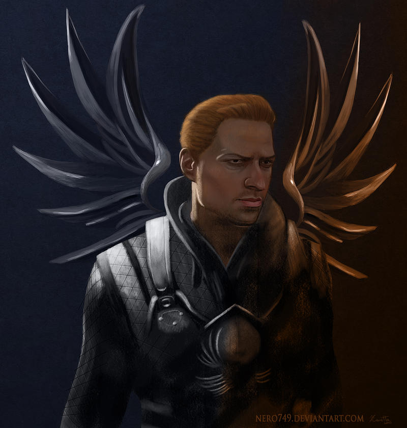 Alistair by Nero749
