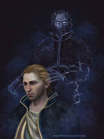 Anders and Justice by zanephiri