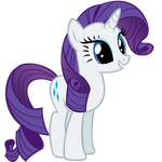 Rarity Smiles