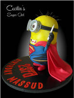 Minion of Steel Side by Kabanero