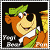 Yogi Bear Stamp by CoolNG90