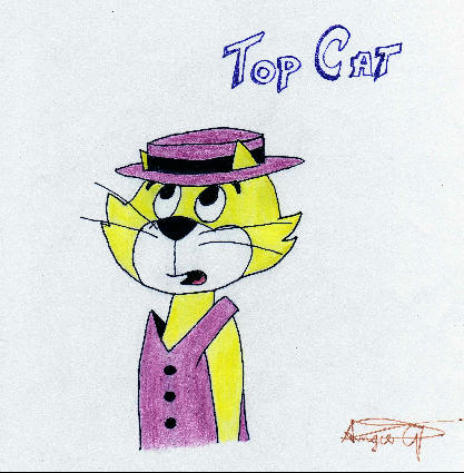 Top Cat by CoolNG90