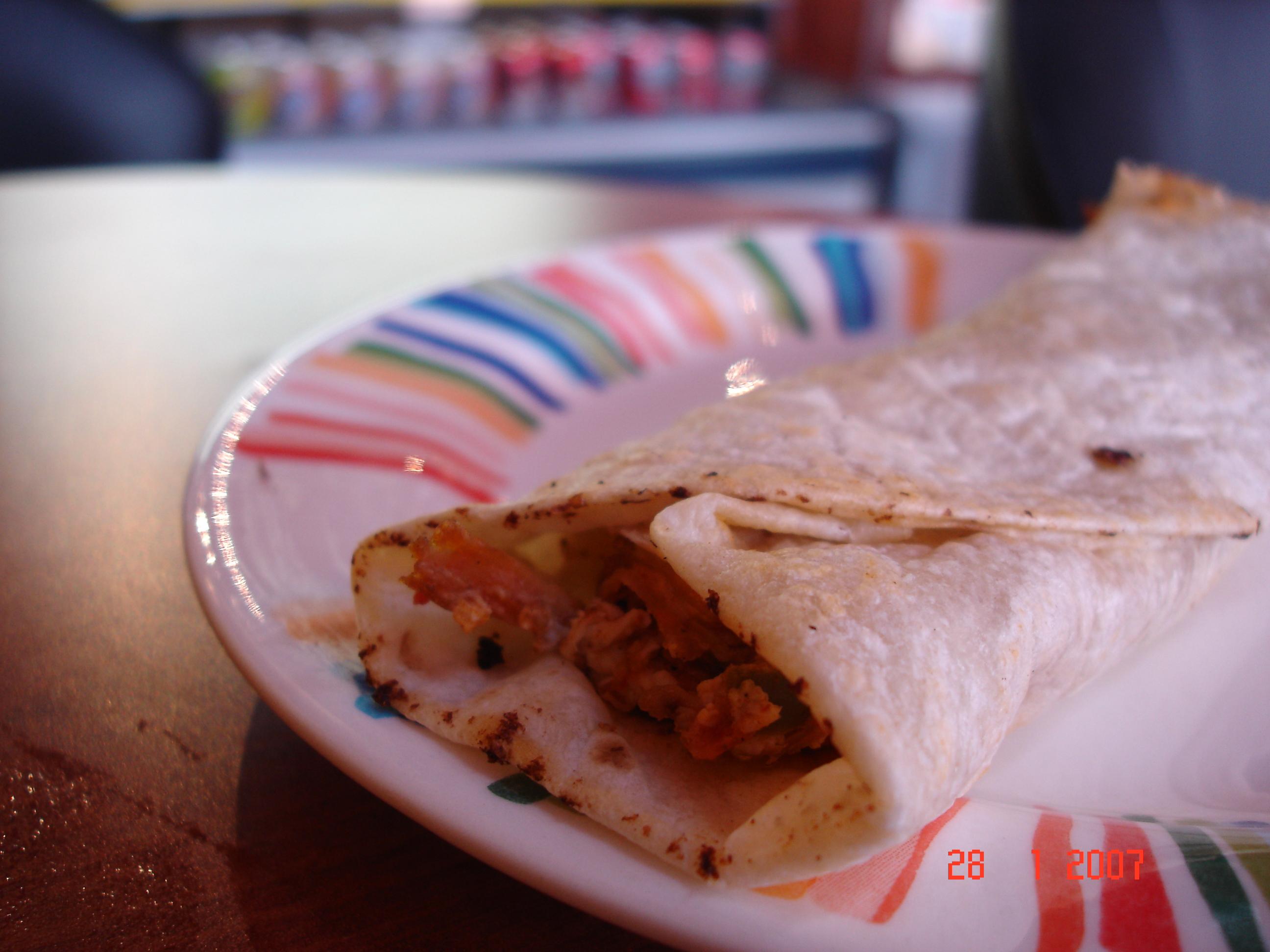 Burrito TACO