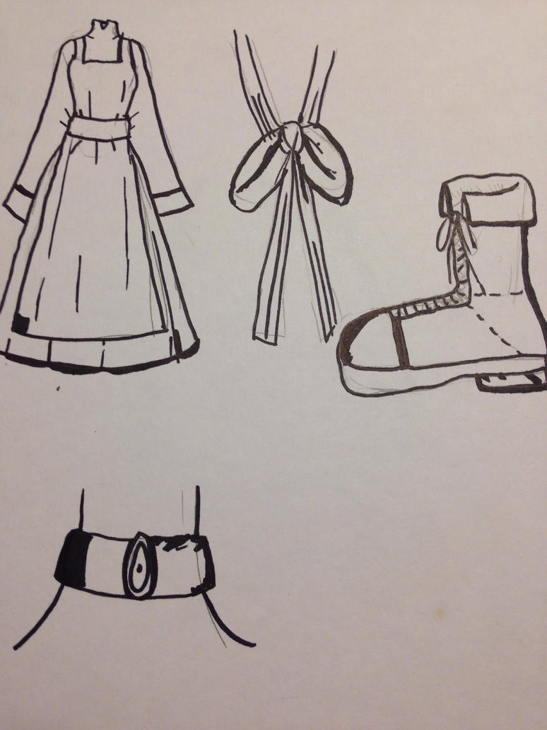 Kollie clothes by Prodestiny
