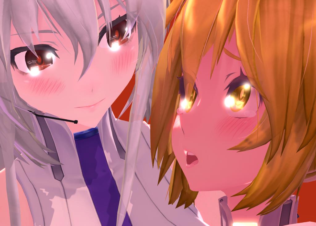 Vocaloid Neru And Haku Haku and Neru by Akuma...