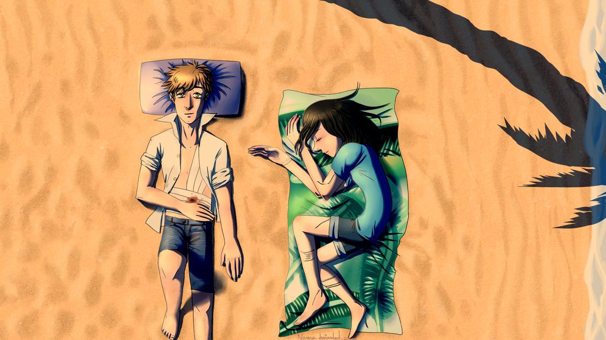 Summer killed the pain by Norara