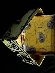Lichtenstein Box - Inside