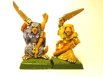 More Plague Monks