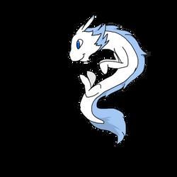 Silvvy (dragonbro) by Luluzii
