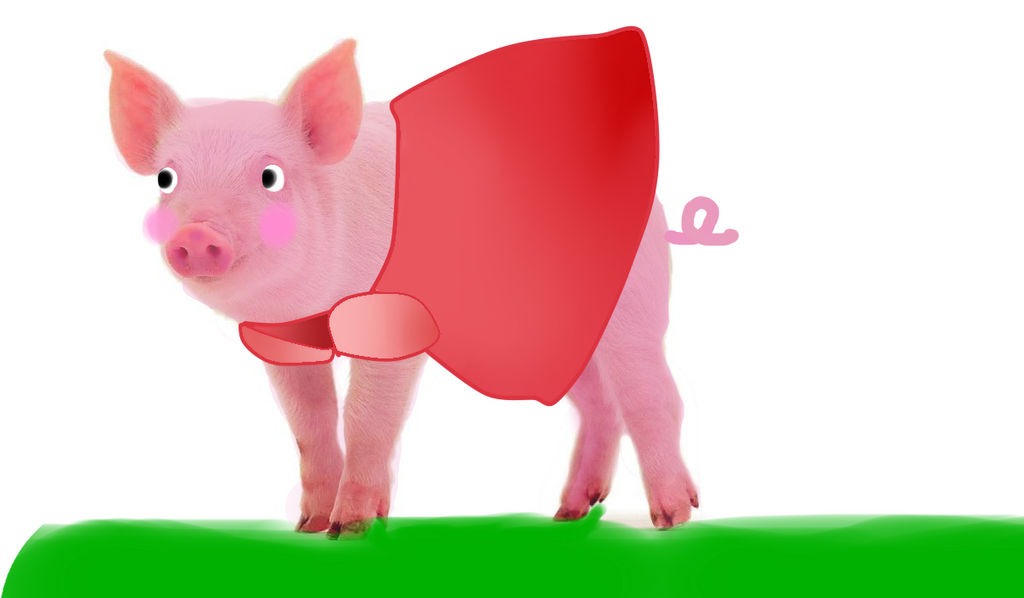 Peppa In Real Life By Candesegu On Deviantart