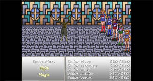 Sailor Moon Scarlet (Gameplay Preview Pic #71)