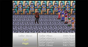 Sailor Moon Scarlet (Gameplay Preview Pic #119)