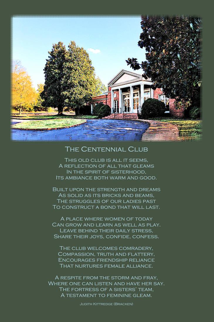 Centennial Club 2 by JKittredge